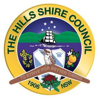 Hypnotherapy Hills District: Logo of Hills Shire Council